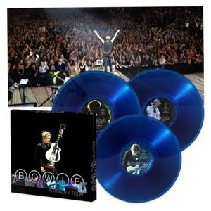 David Bowie: A Reality Tour Blue Vinyl Box Set